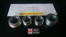 Yamaha YZF R1 R1M RN32 2015 2016 Captive wheel Spacers. Superbike lightweight.