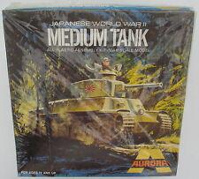 Aurora 325-Medium Tank - 1:48 - CARRO ARMATO MODELLO MILITARE KIT KIT-ww2