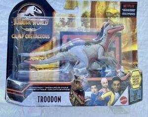 Troodon (Jurassic World) Figure Camp Cretaceous