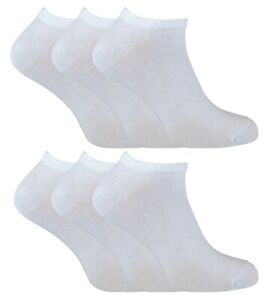 6 Pack Mens Performance Athletic Cotton Gym Sport Low Cut Quarter Ankle Socks