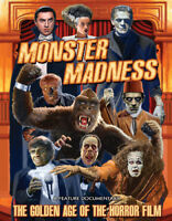 Monster Madness: Golden Age of the Horror Film [New DVD]