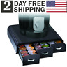 Coffee Pod Holder 36 K Cup Storage Rack Cups Drawer Organizer Keurig 7 Color NEW