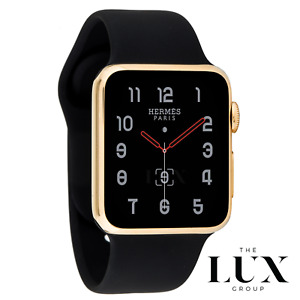 24K Gold Plated Apple Watch Service - No Watch Included - Gold Plating Service