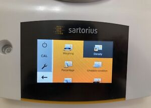 Tested Sartorius Practum 1102-S Balance 1.1kg 0.01g Touch Screen Mettler XS Deal