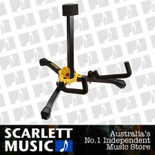 Hercules GS401BB Pro Mini Acoustic Guitar Stand GS401-BB w/Gigbag