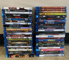 Huge Blu-ray lot of 50 Classics+ Action+Adventure+Comedy+more some htf