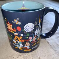 Walt Disney World Park Life Ceramic Mug NEW
