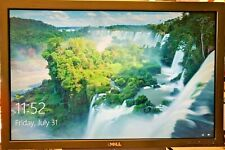 DELL ULTRA SHARP 3008WFP 30-INCH FLAT PANEL MONITOR 2560x1600 W/AS501 SOUND BAR