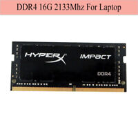 For Kingston HyperX Impact 16GB 32GB 64GB PC4-17000 2133MHz DDR4 SO-DIMM Memory