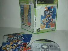 Sonic heroes  FR - XBOX - PAL - complet
