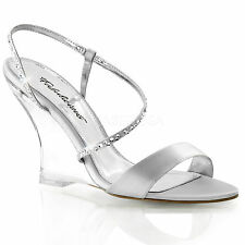 Strappy, Ankle Strap Casual Women's Satin
