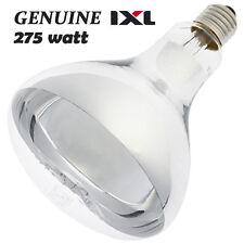 IXL Genuine Replacement 275 Watt Infra-Red Tastic Heat Lamp Globe 11300 - 2 Pack