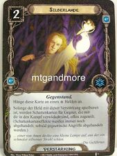 Lord of the Rings LCG - 1x Argento Lampada #009 - la voce isengards