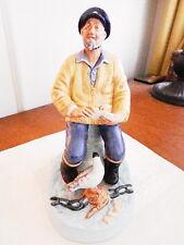 Vintage Royal Doulton THE SEAFARER Figurine #HN 2455  RARE - NICE!