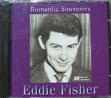 EDDIE FISHER ~ ROMANTIC SOUVENIRS NEW CD 24 GREAT SONGS FROM 50's CROONER
