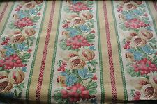 3 metres Sheila Coombes 'Exotic Fruits' Vintage fabric - RRP £39.50 per metre