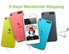 Apple iPod Touch 5th 6th Generation 16GB 32GB 64GB Fast Free Worldwide Shipping