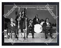 Historic Paul Barbarin Band at the New Orleans Jazz Club 1959 Jazz Postcard