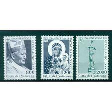 Vatican 2000 - Mi. n. 1338/1340 - Pape Jean Paul II 80eme Anniversaire