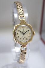 TUDOR da ROLEX-Solid Gold Donna Deco Vintage Watch-Bellissimo! - NO RISERVA!