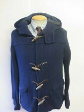 "Vintage Scotch & Soda Duffle Duffel Coat S 34-36"" Euro 44-46 - Navy Blue"