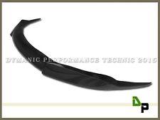 Carbon V-Type Front Bumper Add on Lip For BMW E63 E64 M6 2004 05 06 07 08 09 10