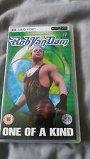 WWE - Rob Van Dam - One Of A Kind (UMD, 2006)
