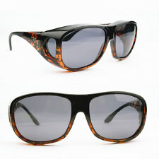 Eschenbach Solar Shields Polarized Gray Filter - Medium Size FitOvers Sunglasses