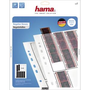 Hama Negative Sleeves, Parchm.10 Strips of 4 Negatives