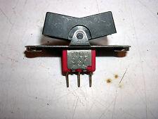C& K 7103 Miniature Rocker  SWITCH SP On-OFF-ON