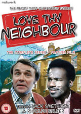 Love Thy Neighbour - Complete Series NEW PAL Cult 9-DVD Set Jack Smethurst