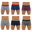 6 Pairs of Mens Tom Franks Hipster Trunks Boxer Shorts Underwear Briefs