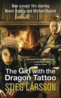 The Girl With the Dragon Tattoo: 1/3 (Millennium trilogy) by Stieg Larsson Book