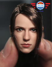 Custom 1/6 Metal Gear Solid Quiet Sniper Female Head Sculpt for SUNTAN Phicen