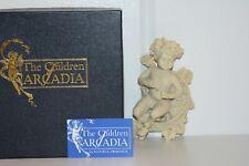 The Children Of Arcadia Sebastien Faun David Lawrence Harmony Kingdom Greenwood