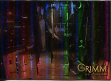 Grimm Season 1 Promo Card Promo 2  Foil Fan Expo, Philly Show
