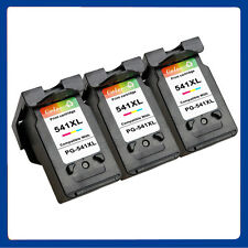 3 Colour Ink Cartridge For Canon CL541XL PIXMA MG2150 MG3150 MG2250 MG3250