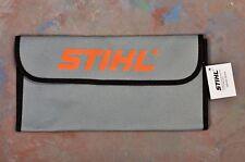 NEW STIHL CHAINSAW TOOL KIT BAG NO TOOLS 00008910810-A OEM