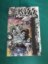KISS Psycho Circus Comic Book #2 FN September 1997; First Print