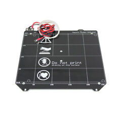 12V Magnetic Heatbed MK52 Base Heated bed w/ cables for Prusa I3 MK3 printer