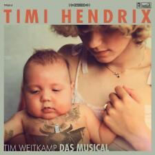 TIMI HENDRIX - TIM WEITKAMP DAS MUSICAL   CD NEU