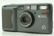 【Excellent+++++】 Ricoh R1 Point & Shoot 35mm Film Camera Green JAPAN