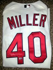 Shelby Miller Cardinals  Signed Jersey MLB Authentication Hologram