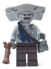 LEGO MACCUS MINIFIGURE PIRATES OF THE CARIBBEAN RARE FIG FROM THE BLACK PEARL