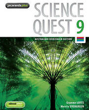 Science Quest 9 Australian Curriculum Edition and EBookPLUS, f3