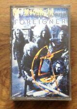 Foreigner - Mr. Moonlight Cassette Tape. Free Postage