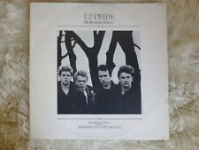 "U2 lp ep PRIDE IN THE NAME OF LOVE BOOMERANG UK 12"" ISLAND 12IS-202 1984 NICE~!"