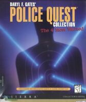 POLICE QUEST 1 2 3 4 COLLECTION PC GAME +1Clk Windows 10 8 7 Vista XP Install