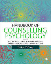 Handbook of Counselling Psychology by