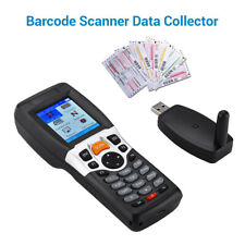 Wireless & Wired Barcode Scanner Inventory Data Terminal Collector Scanning